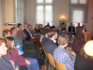 """Deelnemers Douzelage conferentie Sustainable """" Development from Idea to Reality"""" 22-24 januari 2015 te Meerssen"""